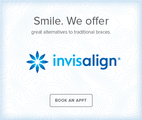 We Offer Invisalign - Falcon Park Dental Group